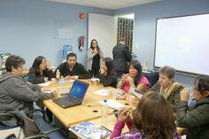 Mesa de trabajo 1. Seminario: Visiones sobre Mediación Tecnológica en Educación. Primera Sesión, 10 de febrero de 2014.