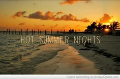 summer night quotes | Summer Is Coming