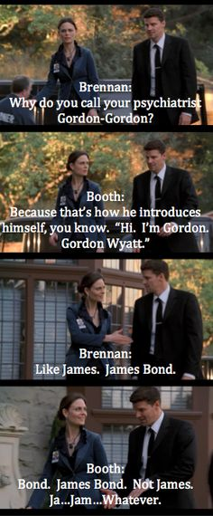 I always wondered why! I thought his name was actually Gordon Gordon. Anyway, he is AWESOME!!