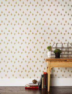 Ferns Wallpaper contemporary wallpaper