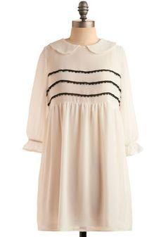 Pristine Premonition Dress