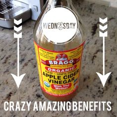 benefits of apple cider vinegar since you all bought this to make your dressing i thought