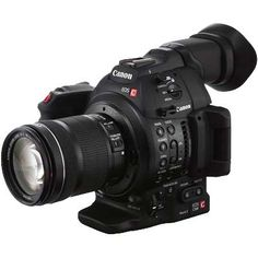 Canon EOS C100 Mark II High Definition Camcorder with EF-S 18-135mm Lens