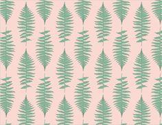 Fern Pattern on Behance Surface Pattern, Ferns, Plant Leaves, Behance, Plants, Plant, Planets