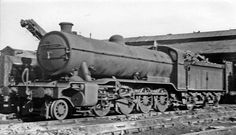 Class 02 Tango 2-8-0 Steam Locomotive