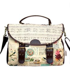 Songbird Satchel by Disaster Designs   Little Moose   Cute bags, gifts, toys, jewellery and accessories from independent designers and famous brands