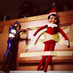 75+Family-Friendly+Elf+on+the+Shelf+Ideas