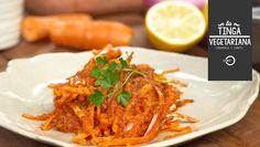 TINGA VEGETARIANA | Chef Oropeza