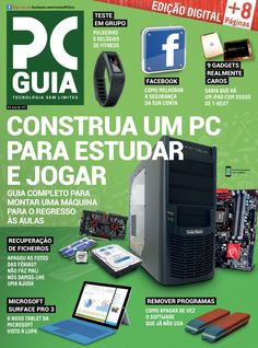 PCGuia SETEMBRO 2014 edition - Read the digital edition by Magzter on your iPad, iPhone, Android, Tablet Devices, Windows 8, PC, Mac and the Web.