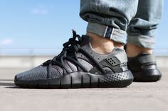 "Nike Huarache NM ""Dark Gray/Anthracite"""