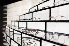 Clearly optic flagship store by RCG, Auckland   New Zealand eyewear store design
