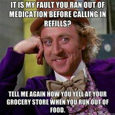 Pharmacy life