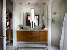 Tour the 2012 HGTV Green Home Master Bath