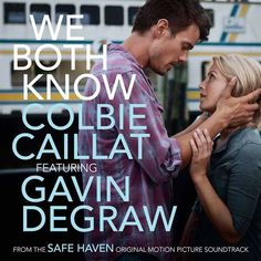 Like love songs? REPIN if you can't wait to check out the new track from Colbie Caillat and Gavin DeGraw on the Safe Haven Soundtrack on December 10th!