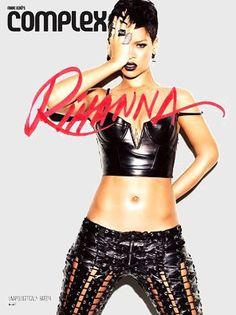 Rihanna - Complex Magazine 2013