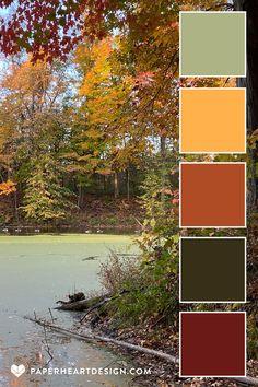 Vintage Colour Palette, Fall Color Palette, Colour Pallete, Vintage Colors, Color Palettes, Beautiful Color Combinations, Color Combos, Autumn Leaf Color, Santa Fe Style
