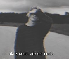 dark, grunge, and soul image