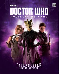 Cubicle 7 RPG Paternoster Investigations
