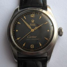 Vintage Rolex Oyster for Cartier