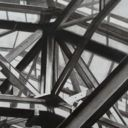 charcoal, pastel and conte drawings inspired by Santiago Calatrava's Valencia museum