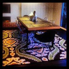 Customer Find From Laurenmessiah Via Instagram Love It Home Organization Area Rug