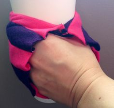 Cup sleeve with hand slot to keep hands warm by Bieta, $7.00  https://www.etsy.com/listing/117144391/cup-sleeve-with-hand-slot-to-keep-hands