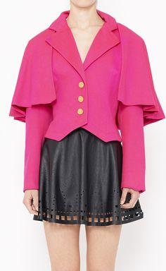 Patrick Kelly Pink Jacket | VAUNTE