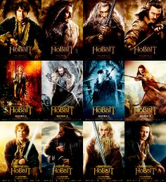 film MY EDIT the hobbit martin freeman ian mckellen peter jackson orlando bloom gandalf bilbo baggins thorin oakenshield Tolkien legolas Evangeline Lilly Lee Pace dos richard armitage bard Luke Evans Thranduil the desolation of smaug tauriel bard the bowman thmine