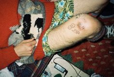 "Crying ""carpe diem"" with LA-Portland Nan Goldin photographer Danielle Tice"