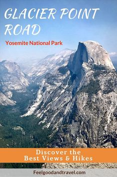 Glacier Point Road in Yosemite National Park offers some of the most breathtaking views of Yosemite Valley and Half Dome. Come on our family adventure and discover the best hikes and panoramas!