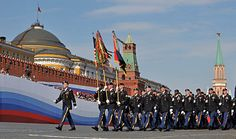 Many Russians celebrate Victory Day on May 9. On this day, TV networks broadcast World War II-inspired films, younger generations honor veterans, and the festivities culminate in a military parade at Moscow's Red Square. Most veterans wear their medals as they head to the parade or an event organized by a local veteran organization.