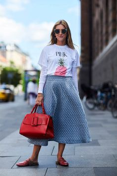 Street style: Casual