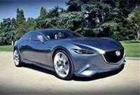 RX-Vision - The RX-Vision is an all-new concept vehicle that is just one of many spectacular concept cars unveiled at the ongoing Tokyo Motor Show. This parti. Mazda Cars, Mazda Miata, Miata Hardtop, Tokyo Motor Show, Ultimate Garage, Car Goals, Car Tuning, Latest Cars, Car Engine