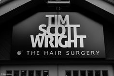 Salon Exterior at Tim Scott-Wright @ The Hair Surgery Tim Scott, Surgery, Salons, Exterior, Day, Life, Lounges
