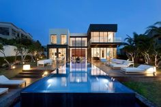 Villas designed by Gal Marom Architects