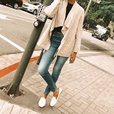 Well-designed to walk the city, the Smoking Loafer in white. Smoking, Normcore, Loafers, Wellness, City, Shop, Pants, Instagram, Design