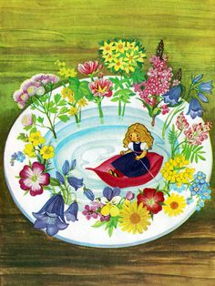 'Thumbelina' By Felicitas Kuhn