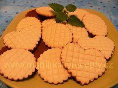 Polomáčené sušenky Cookies, Food, Biscuits, Crack Crackers, Essen, Meals, Cookie Recipes, Yemek, Cookie