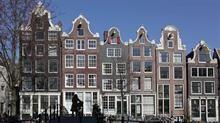 Grachtenpand = Amsterdam=canalhouses