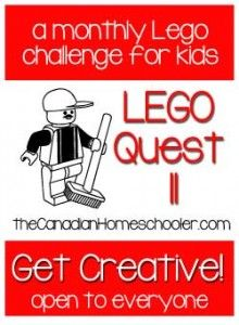 A monthly LEGO building challenge for any kid, anywhere. New challenges on the first Tuesday of the month.