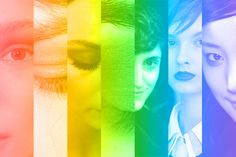 ROYGBIV: See Fashion Week's Most Colorful Makeup | Beauty Blitz