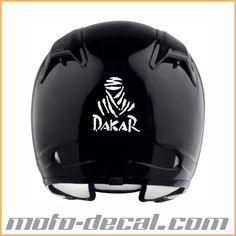 #Reflective #Dakar logo #motorcycle #decals #stickers #BMW #motorrad #r1200gs #adventure #KTM #yamaha Bmw Helmet, Motorcycle Helmet Decals, Bicycle Helmet, Football Helmets, Yamaha, Stickers, Wheels, Silhouette, Culture