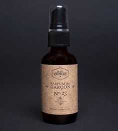 Moss & Woodland Cologne | Men's Grooming | Wolf's Apothecary | Scoutmob Shoppe | Product Detail