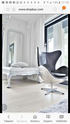 Design in my home#silver#relax#sitting here#