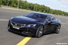 Présentation vidéo : Peugeot EXALT Peugeot, Expensive Cars, Automotive Design, Vintage Cars, Super Cars, Automobile, Design Cars, Vehicles, Arcade