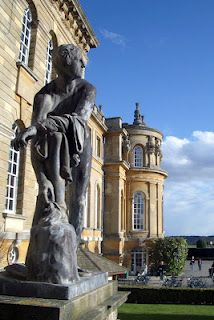 Blenheim Palace Gardens - Woodstock, England