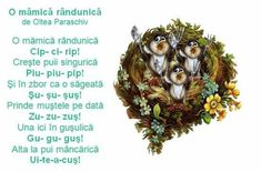 Nursery Rhymes, Songs, Languages, Preschool, Birds, Play, Idioms, Kid Garden, Bird