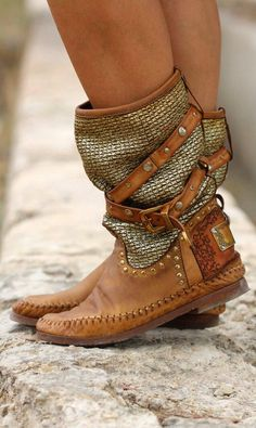 Boho boots                                                       …
