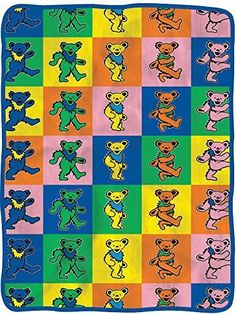 Grateful+Dead+Dancing+Bears+Colorful+Fleece+Throw+Blanket+45+X+60+in.,+http://www.amazon.com/dp/B00NUB5O16/ref=cm_sw_r_pi_awdm_DCwrwb0DTTF9Z