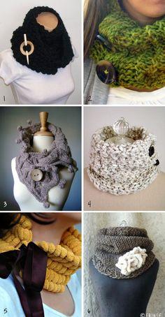 scarf cowls